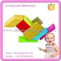 Wholesale 18PCS magnetic wooden toddler educational toys from china suppliers