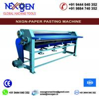 Wholesale PAPER PASTING MACHINE from china suppliers