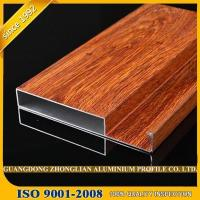 China Chinese Manufacturer Good Aluminium Kitchen Cabinet Price/Aluminum Profile for sale