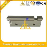 Extruded Aluminium Profiles CNC Machining and Anodized Surface Treatment Process for sale