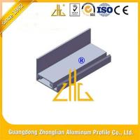 Aluminium extrusion for solar panel mounting frame for sale