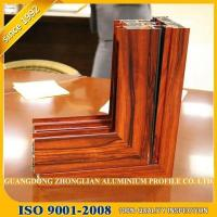 OEM Aluminum Profiles For Sliding Door for sale