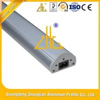 Aluminium extrusions for heavy duty surface mounted recessed LED strip light channel for sale