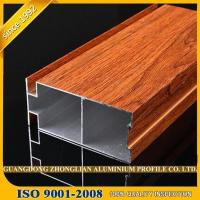 OEM Aluminum Profiles for Sliding Door and Wardrobe for sale