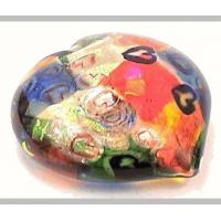"""Wholesale Glass Paperweights For Sale,""""Red Heart"""" 2015 by Michael Maddy and Rina Fehrensen of Mad Art. from china suppliers"""