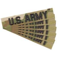 Buy cheap U.S. Cavalry U.S. Army MultiCam Sew-On Tapes (Set of 6) from wholesalers