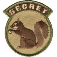 Buy cheap Mil-Spec Monkey Secret Squirrel Patch from wholesalers