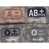 Buy cheap BasicGear A- Blood Type Patch from wholesalers
