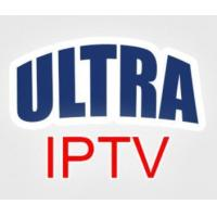 Ultra IPTV with 1600+ stable and high-quality channels, 600+ VOD.