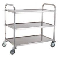 Commercial Restaurant And Hotel Food Catering And Serving Trolley