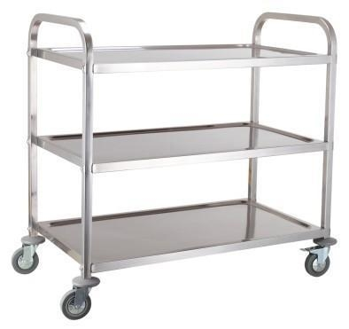 Quality Commercial Restaurant And Hotel Food Catering And Serving Trolley for sale