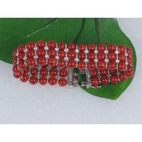 Buy cheap Natural red agate bracelet from wholesalers