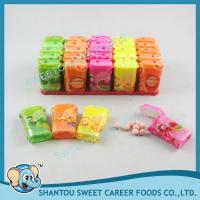 China whistle bottle toy candy on sale