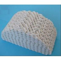 Wholesale Tower Packing Ceramic structured packing from china suppliers