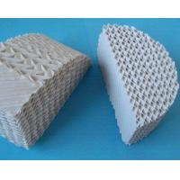 Wholesale Tower Packing Plastic structured packing from china suppliers