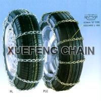 China Metal tire chains PL,PLE CAR CHAINS on sale