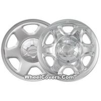 China 2008 2009 2010 2011 2012 Ford Escape Chrome Wheel Skins / Hubcaps / Wheel Covers 16 3681 SET OF 4 on sale