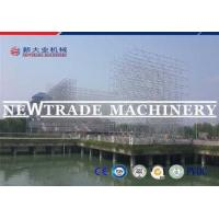 Wholesale Q345 HDG Ringlock System Scaffolding / Construction Building Steel Scaffolding from china suppliers