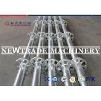 Wholesale Galvanized Steel Ring Lock Scaffolding System for Building Construction Project from china suppliers