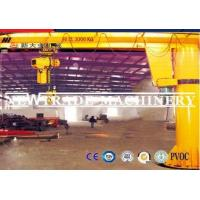 Wholesale Impoved Working Efficiency 360 Degree Slewing Jib Crane Cantilever Lift from china suppliers