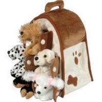 China Animal Families Dog House with 5 Dogs on sale