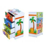 Buy cheap children cabinet with animal pattern from wholesalers