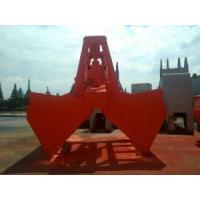 Buy cheap electro Hydraulic Clamshell Grab from wholesalers