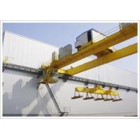 Buy cheap QC Type 5~16 tons electromagnetic overhead crane from wholesalers