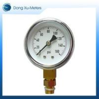 Buy cheap Pressure Gauge Plastic Case Pressure Gauge from wholesalers