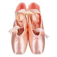New & Noteworthy Ballet Slippers Greeting Card