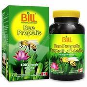 Wholesale Bee Propolis 500 mg, 100 Softgels, Bill Natural Sources from china suppliers