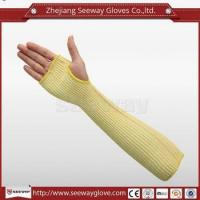 China Seeway 18 Inch Long Cooking Arm Sleeve Cut and Slash Resist Heat Protective Arm Sleeve on sale