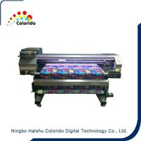 Wholesale 1600mm width Belt type digital textile printer with DX5 head from china suppliers