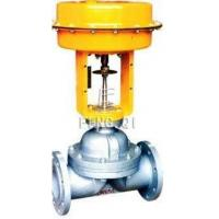 China Pneumatic diaphragm regulative valve on sale
