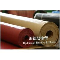 China Pure Gum Rubber Sheet on sale
