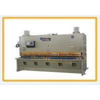 China CNC sheet metal guillotines shear on sale