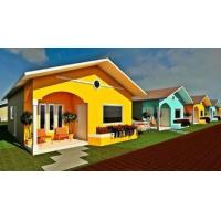 China Professional Design Prefab Bungalow Homes Small Modern Modular Homes on sale