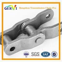 China Barge Unloader Coil Conveyor Draw Bench Dummy Bar Tension Linkage Tubing Mill Chain on sale