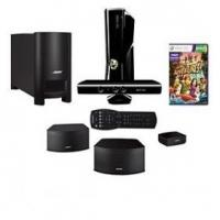 Wholesale Microsoft Xbox360 4GB Console w/ Kinect & Bose HT from china suppliers