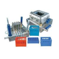 Wholesale Mutli-Bottles of Plastic Beer Crate Mould from china suppliers