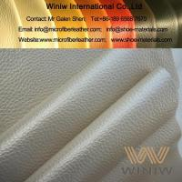 China High Grade PU Faux Leather Vinyl Upholstery Fabric on sale
