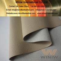 China Patterned Outdoor Leather Vinyl Upholstery Fabric on sale