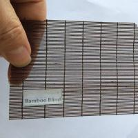 Wholesale Micro Matchstick Bamboo Blinds from china suppliers