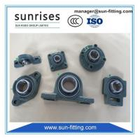 China SSUCFL205 Stainless Steel Pillow Block Bearing 25x130x35.8mm on sale