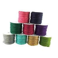 3ply 100M Colored Jute Twine String Rope Gift Wraps