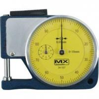 China Pocket Dial Thickness Gauge 0-10mm on sale