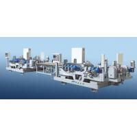 Buy cheap Squaring and chamfering production line from wholesalers