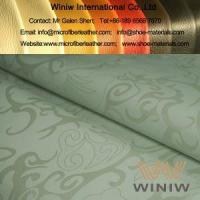 Wholesale Quality Printed Faux Leather Fabric PU Upholstery Leather from china suppliers
