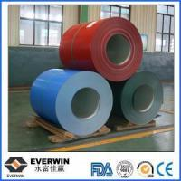 Wholesale PE or PVDF Prepainted Aluminum Coil for ACP from china suppliers
