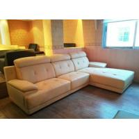 Wholesale L shape leather sofa 8201 from china suppliers